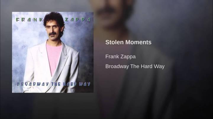 stolen moments zappa